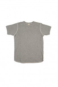 Buzz Rickson Blank Thermal T-Shirt - Gray - Image 0