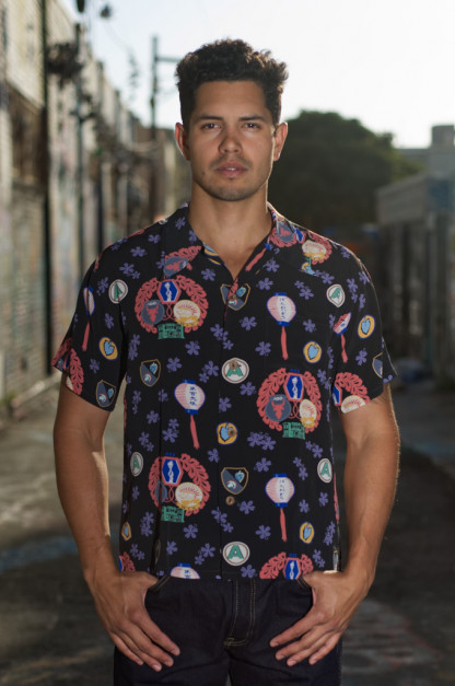 Sun Surf Special Edition Commando Shirt
