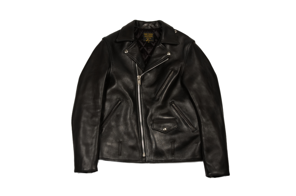Fine Creek Leon Custom Horsehide Jacket - Image 2