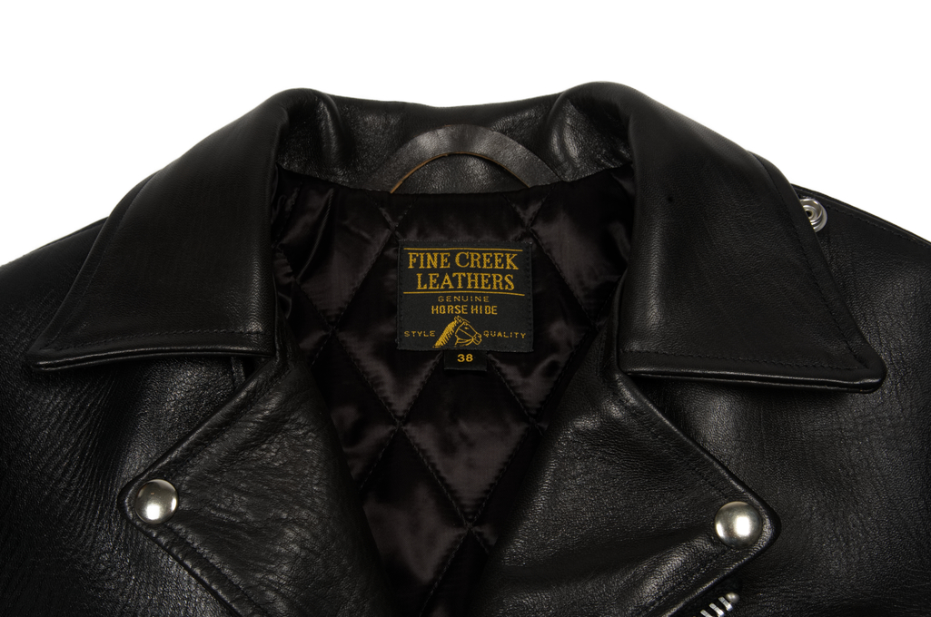 Fine Creek Leon Custom Horsehide Jacket - Image 4