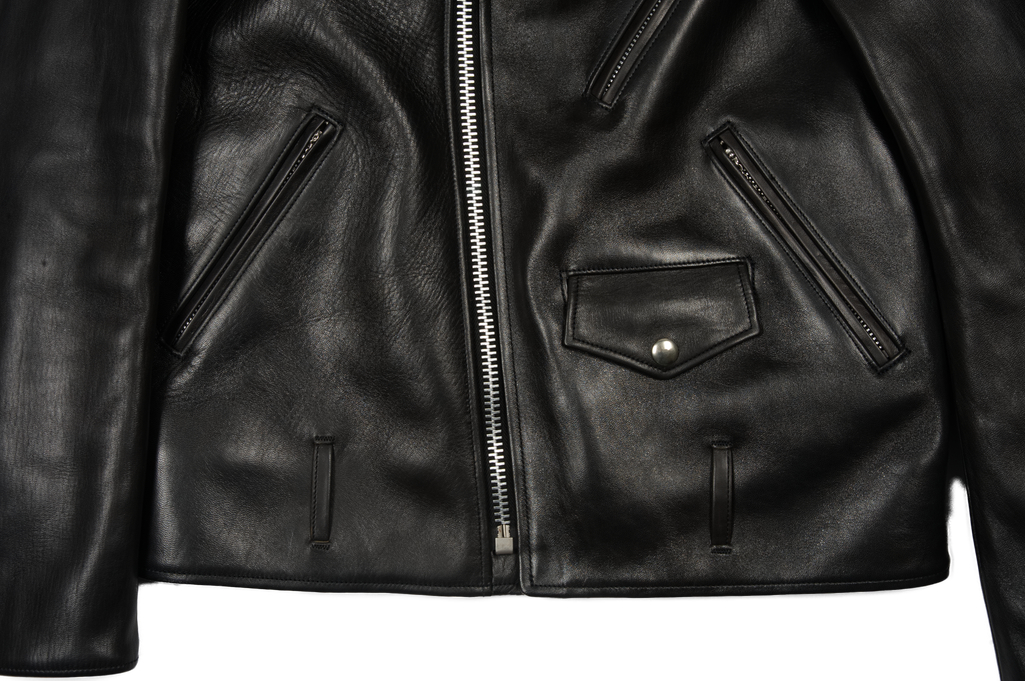 Fine Creek Leon Custom Horsehide Jacket - Image 6