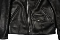 Fine Creek Leon Custom Horsehide Jacket - Image 6