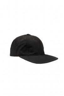 Poten Japanese Made Cap - Black Nylon - Image 0
