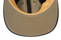 Poten Japanese Made Cap - Black Nylon - Image 4