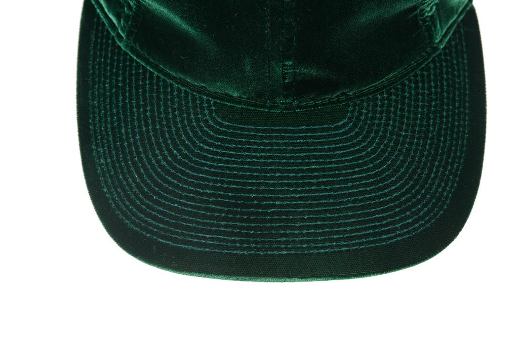 9d7671474de5e Poten Japanese Made Cap - Green Velvet
