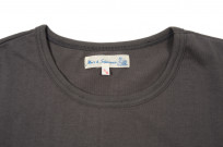 Merz B. Schwanen 2-Thread Heavy Weight T-Shirt - Stone T-Shirt - Image 2