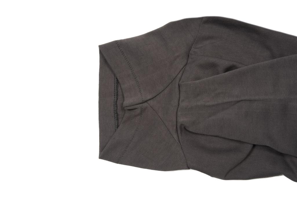 Merz B. Schwanen 2-Thread Heavy Weight T-Shirt - Stone T-Shirt - Image 3