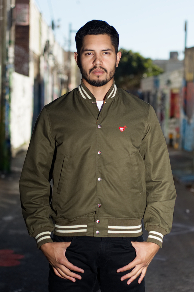 Human Made Mellow-Pow Fully Reversible Jacket - Image 0
