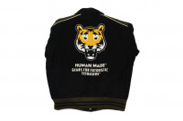Human Made GFFT Chainstitch Embroidered Varsity Jacket - Image 8