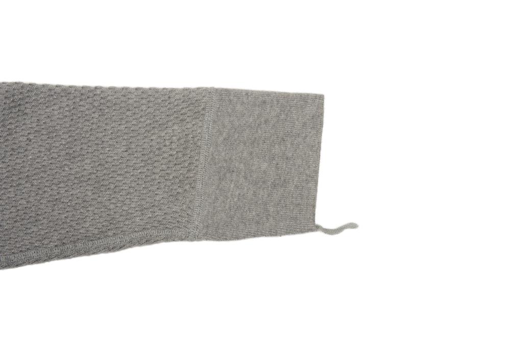 Iron Heart Extra Heavy Cotton Knit Thermal - Gray - Image 6