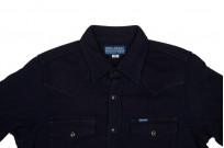 Iron Heart Indigo Kersey Shirt - Image 3