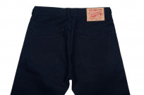 Stevenson 210 Big Sur Jeans - Slim Tapered Indigo/Indigo - Image 5