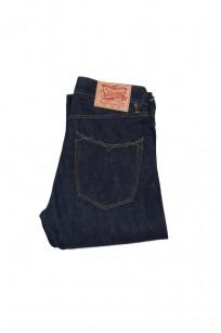 Stevenson 210 Big Sur Jeans - Slim Tapered Indigo - Image 2