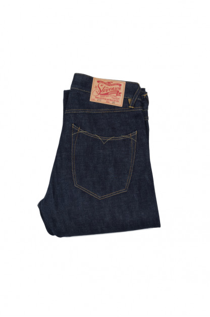 Stevenson 210 Big Sur Jeans - Straight Tapered Indigo
