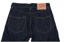 Stevenson 210 Big Sur Jeans - Slim Tapered Indigo - Image 5
