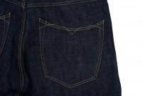 Stevenson 210 Big Sur Jeans - Slim Tapered Indigo - Image 7