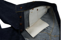 Stevenson 210 Big Sur Jeans - Slim Tapered Indigo - Image 9