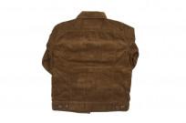 Iron Heart Modified Type III - Corduroy Brown - Image 8