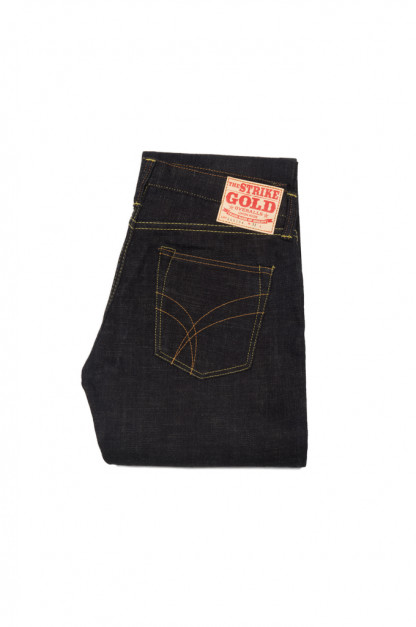 Strike Gold 5104 Weft Slub Jean - Straight Tapered