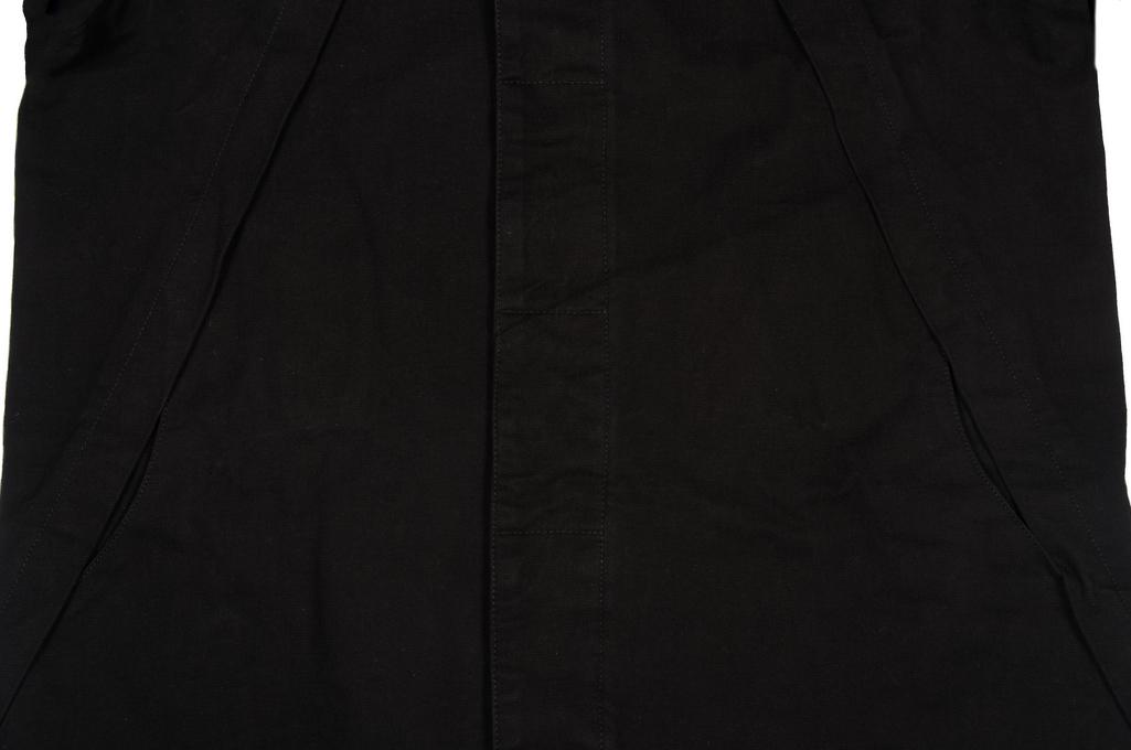 1/8 Takamura Chamarra Trapecio - Negro - Image 7