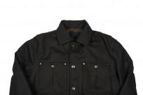 Nine Lives Sky Valley Jacket - Blackened Indigo - Image 1