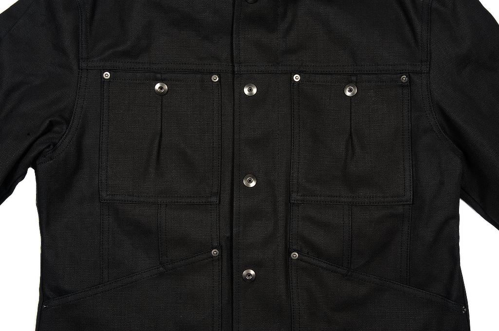 Nine Lives Sky Valley Jacket - Blackened Indigo - Image 2