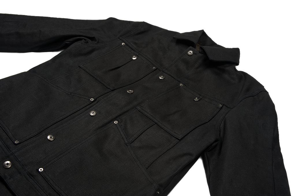 Nine Lives Sky Valley Jacket - Blackened Indigo - Image 4