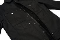 Nine Lives Sky Valley Jacket - Blackened Indigo - Image 5