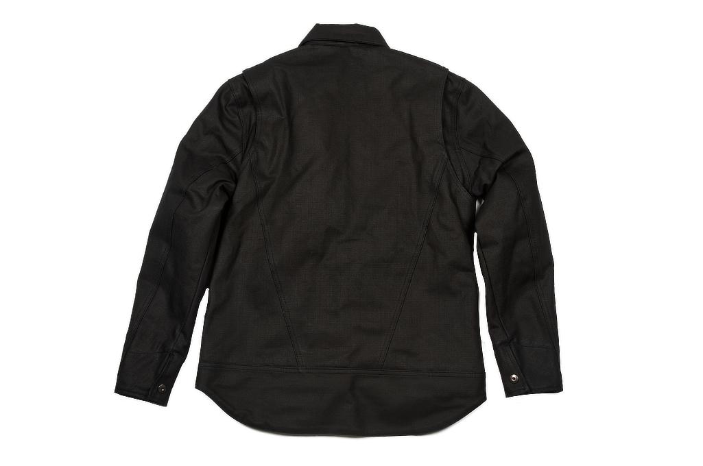 Nine Lives Sky Valley Jacket - Blackened Indigo - Image 6