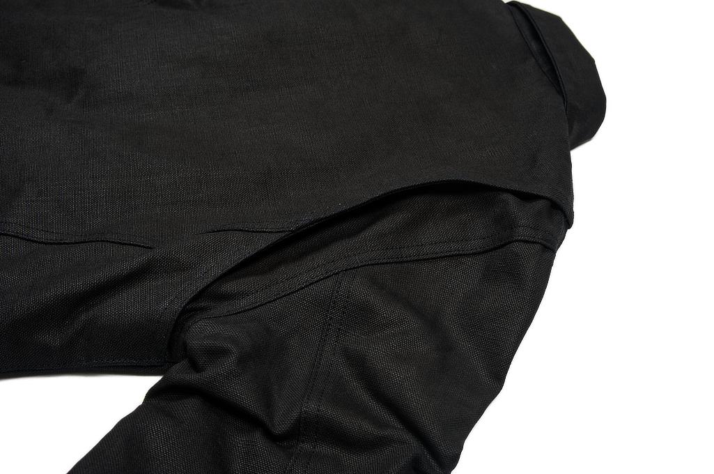 Nine Lives Sky Valley Jacket - Blackened Indigo - Image 8