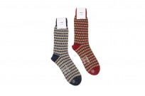 CHUP for 3sixteen Pineapple Forest Socks - Image 1
