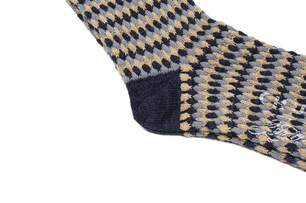 CHUP for 3sixteen Pineapple Forest Socks - Image 5