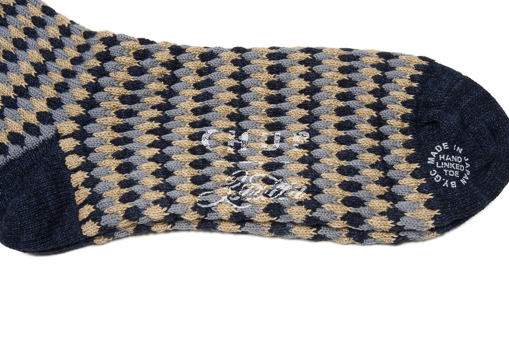 CHUP for 3sixteen Pineapple Forest Socks - Image 6
