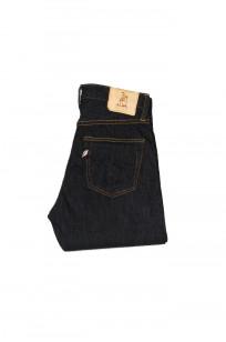Pure Blue Japan 1143 12oz Summer Denim Jeans - Straight Tapered Indigo - Image 2