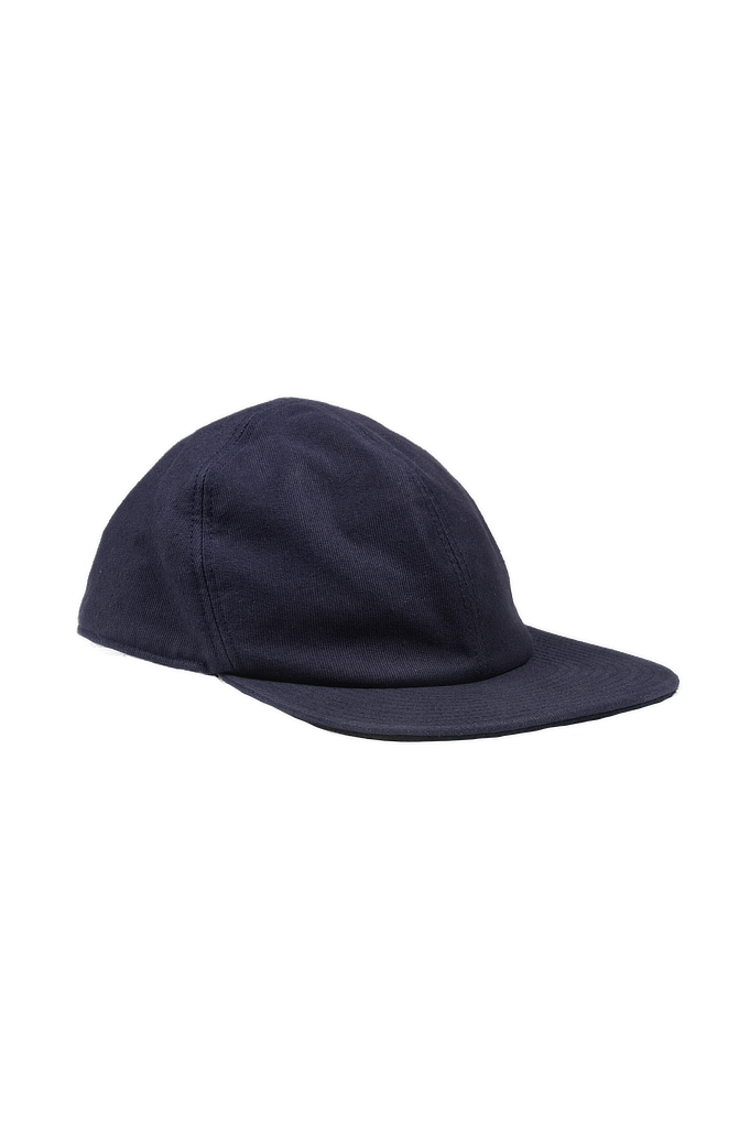 Papa Nui Bird Farm Cap - Wool Lined Navy - Image 0