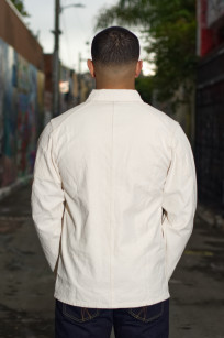 Seuvas No. 11 Canvas Coverall Jacket - Image 1