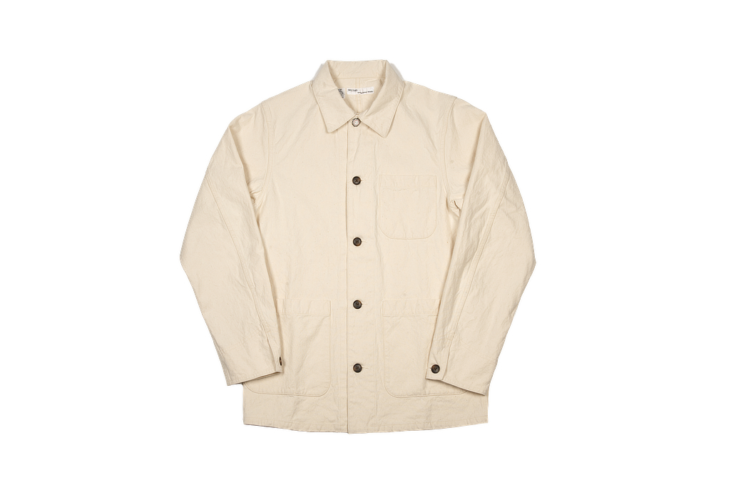 Seuvas No. 11 Canvas Coverall Jacket - Image 2