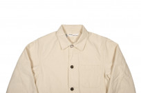 Seuvas No. 11 Canvas Coverall Jacket - Image 3