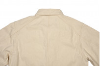 Seuvas No. 11 Canvas Coverall Jacket - Image 8