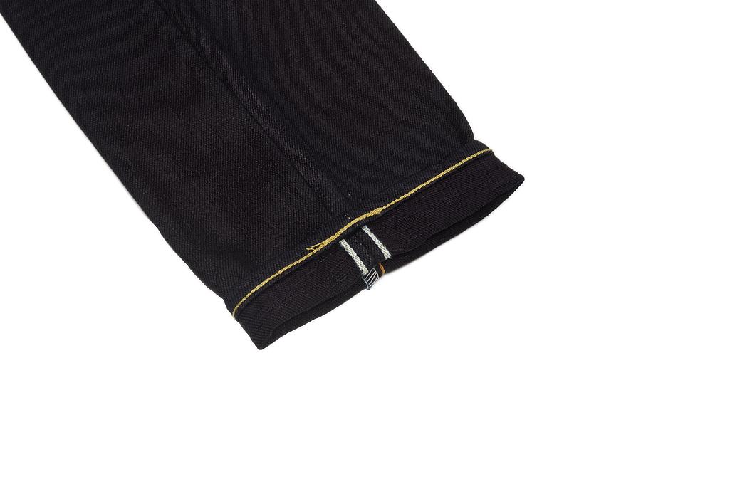 Strike Gold 5004 15.5oz Denim Jeans - Double Indigo Straight Tapered - Image 8