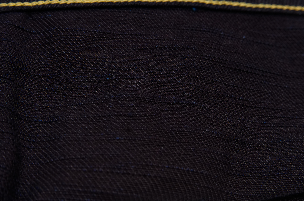 Strike Gold 5004 15.5oz Denim Jeans - Double Indigo Straight Tapered - Image 10