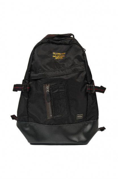 Buzz Rickson x Porter Backpack - Black