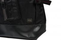 Buzz Rickson x Porter Backpack - Black - Image 2