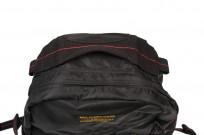 Buzz Rickson x Porter Backpack - Black - Image 4