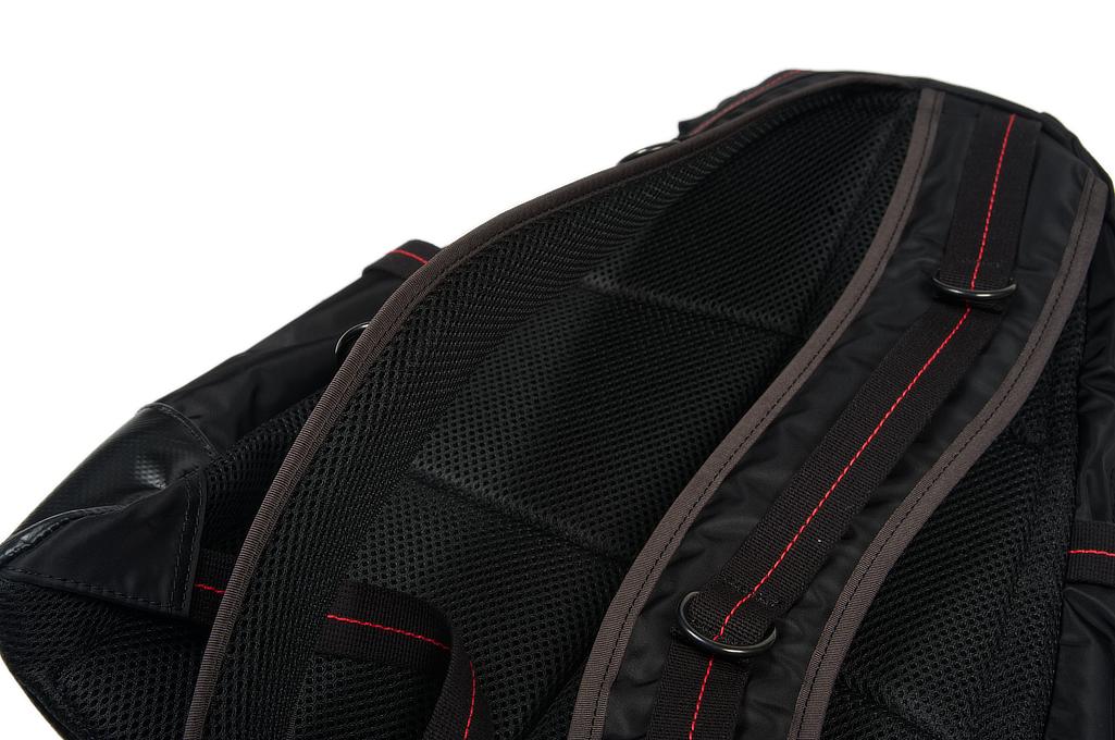 Buzz Rickson x Porter Backpack - Black - Image 7
