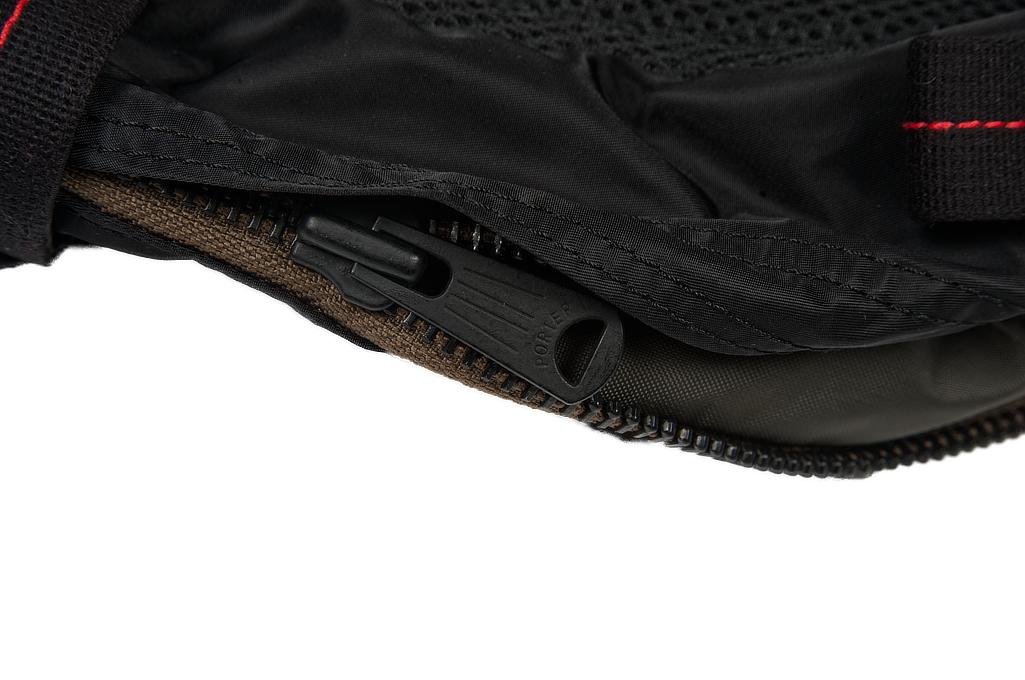 Buzz Rickson x Porter Backpack - Black - Image 11