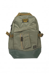 Buzz Rickson x Porter Backpack - Sage Green - Image 0
