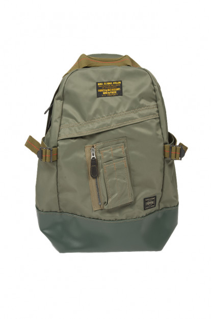 Buzz Rickson x Porter Backpack - Sage Green