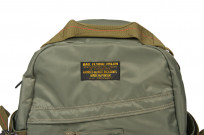 Buzz Rickson x Porter Backpack - Sage Green - Image 1