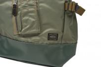 Buzz Rickson x Porter Backpack - Sage Green - Image 2
